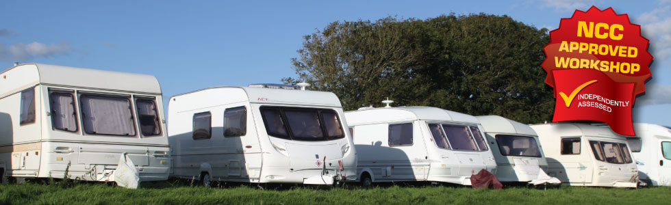 Mobile Caravan Engineer : Swansea : Motorhome Servicing in South Wales : Caravan Team